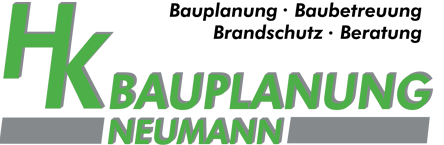 HK Bauplanung Neumann GmbH - Logo